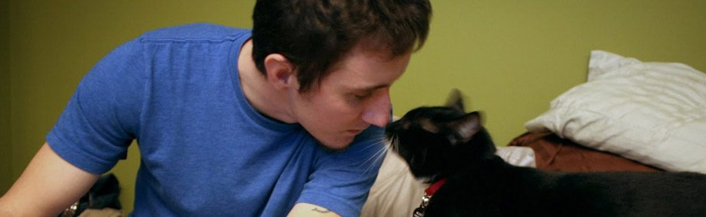 Josh and scout
