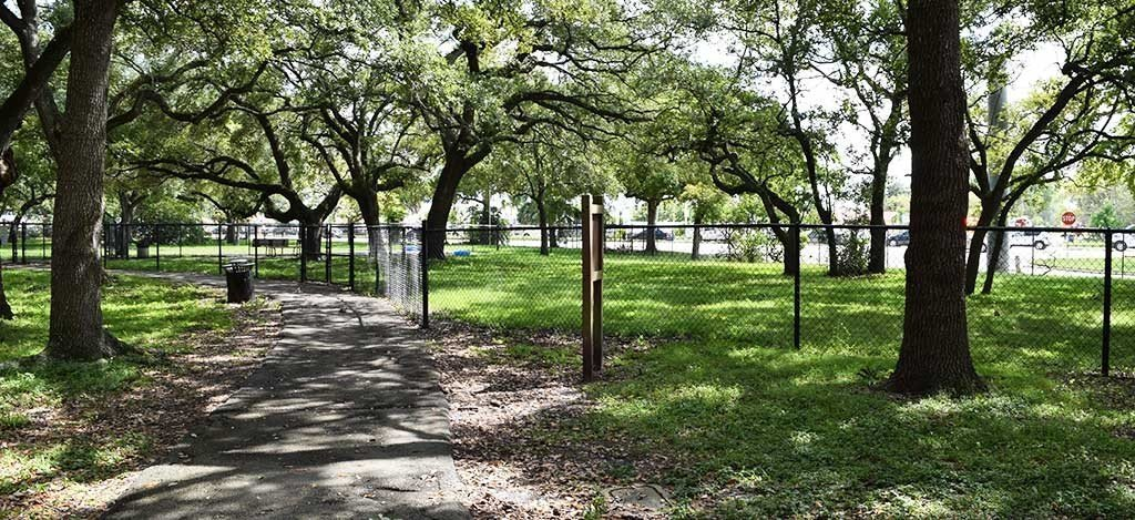Dog Park at John Williams Park 1