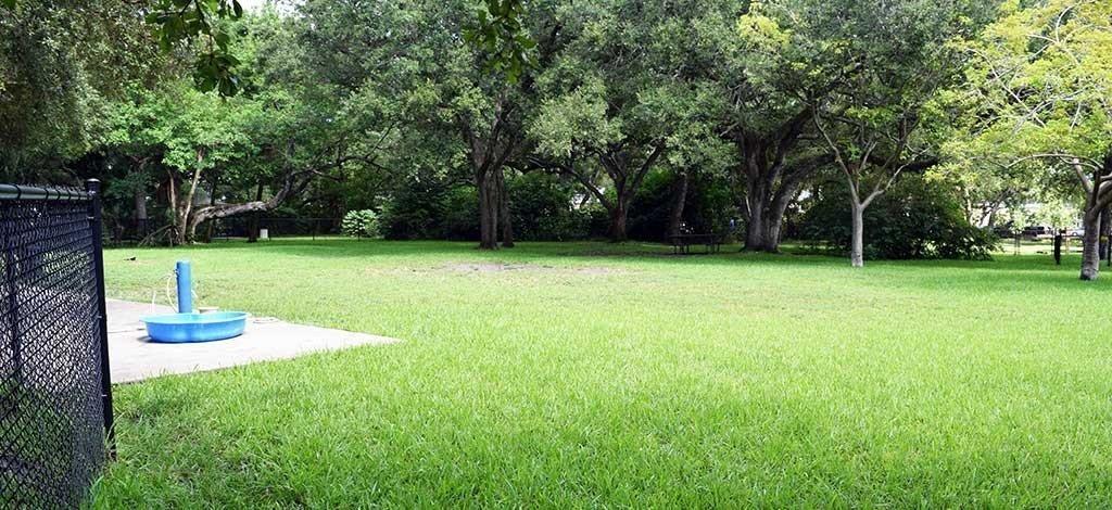 Dog Park at John Williams Park Large Dog Side 3