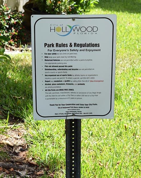 Emerald Hills Dog Park Rules