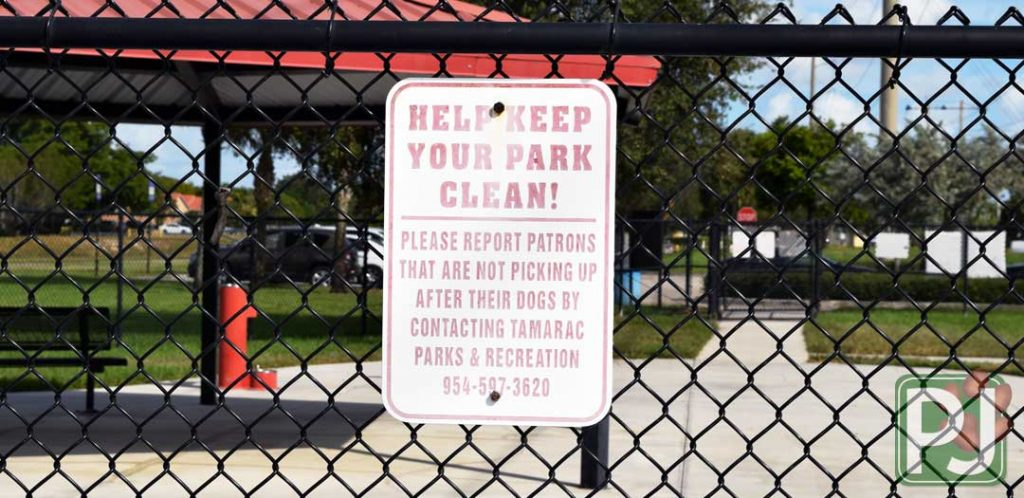 Gary B Jones Dog Park Entrance 3