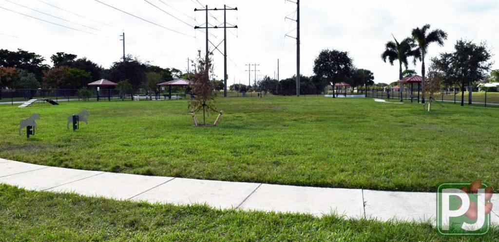 Gary B Jones Large Dog Park 2