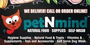 PetNMind Website Cover
