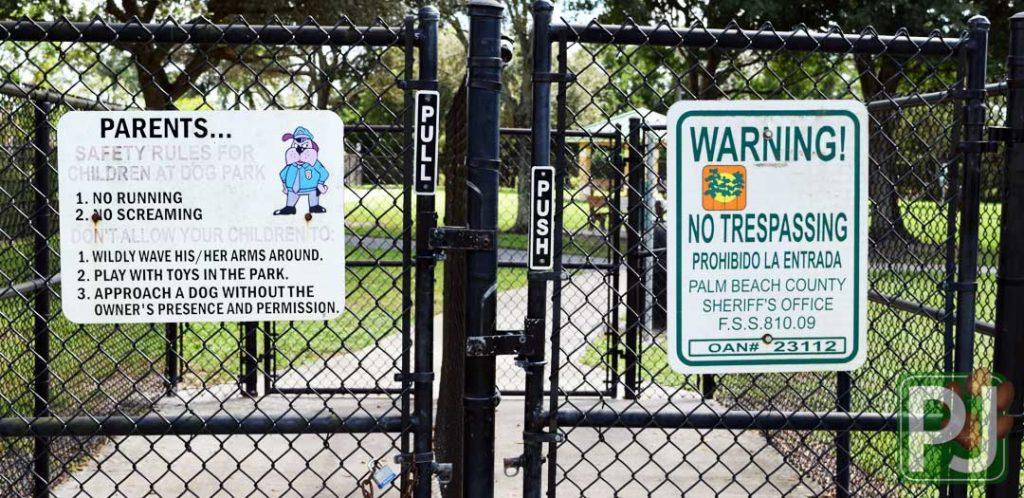 Wellington Dog Park 1