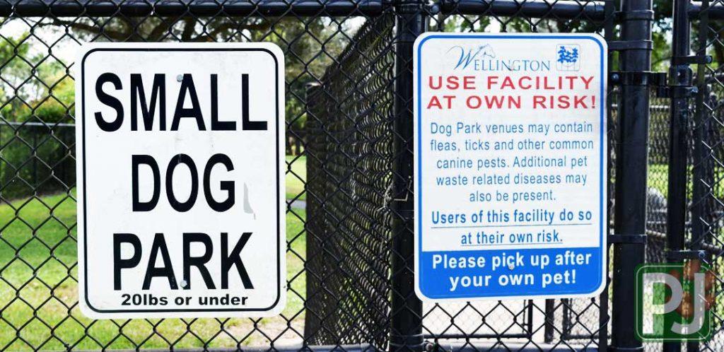 Wellington Dog Park 2