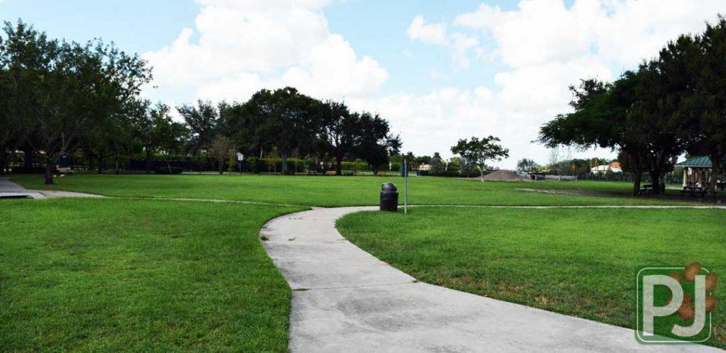 Wellington Dog Park Large Dog 3