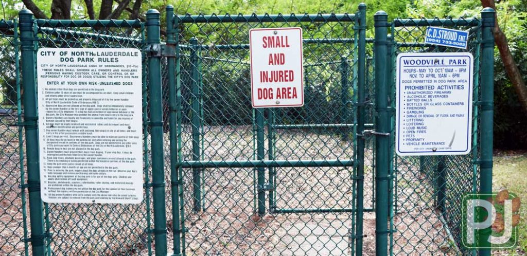 Woodville Dog Park Small Dog 1