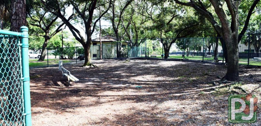 Woodville Dog Park Small Dog 2