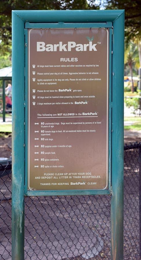 Bark Park Oakland Park 4