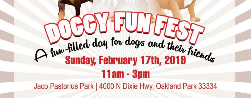 Doggy fun fest cover