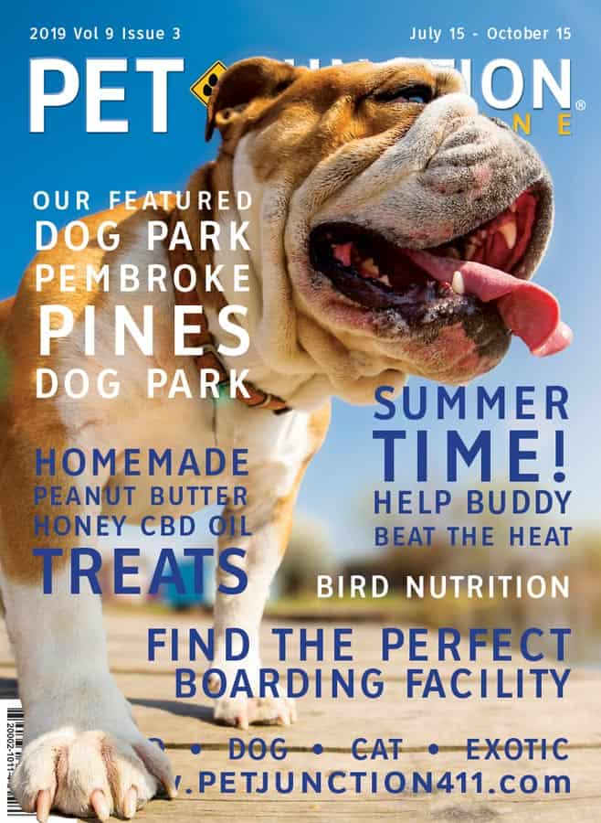 Pet Junction July 2019 Cover