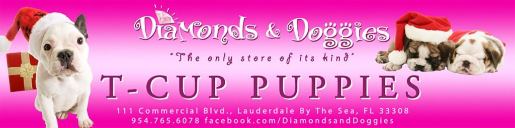 Diamonds and Doggies Cover Website