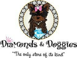 Diamonds and Doggies Logo Website